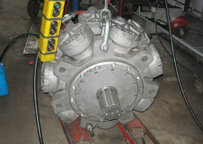 remonty silników hydraulicznych